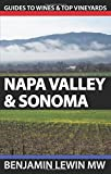 Wines of Napa Valley & Sonoma: Volume 14 (Guides to Wines & Top Vineyards)