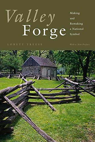 Valley Forge: Making and Remaking a National Symbol (Keystone Books) (English Edition) por Lorett Treese