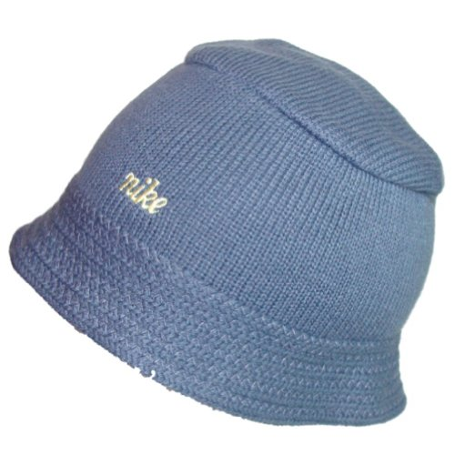 Nike-Bucket-HatMtze-Blau-Unisex-HerrenDamen-SM-ML-565306-Strick