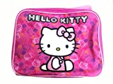 Lunch Bag - Hello Kitty - Kitty Face Pink
