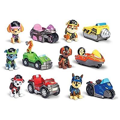 Spin Master Paw Patrol Mission Paw Mini Vehicles vehículo de Juguete - Vehículos de Juguete (Multicolor, 3 año(s), Niño/niña, Interior, China, 140 g) de Spin Master