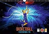 Basketball Fantasiewelten (Wandkalender 2020 DIN A4 quer)