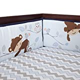 Best Bedtime Originals Bumpers - Bedtime Originals Mod Monkey Bumper by Bedtime Originals Review