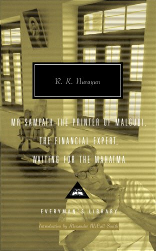 R K Narayan Omnibus Volume 2: Mr Sampath - The Printer of Malgudi, The Financial Expert, Waiting for the Mahatma: