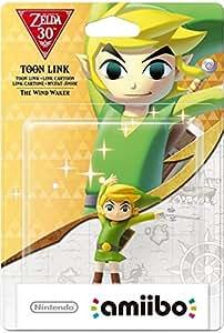 Amiibo The Legend of Zelda : The Wind Waker - Link Cartoon