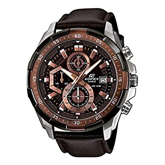 Casio Edifice Chronograph Brown Dial Men's Watch – EFR-539L-5AVUDF (EX194)