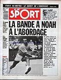 SPORT (LE) [No 180] du 08/04/1988 - PSG - MATRA - UN DERBY - LA BANDE A NOAH - AUSTRALIE - VELO - KELLY - BASKET - MILAN CONFISQUE L'EUROPE.