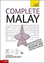 Complete Malay (Bahasa Malaysia): Teach Yourself (Book/CD Pack)