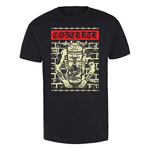 "Concrete ""Subculture Street Trooper"" T-Shirt (black) Schwarz"