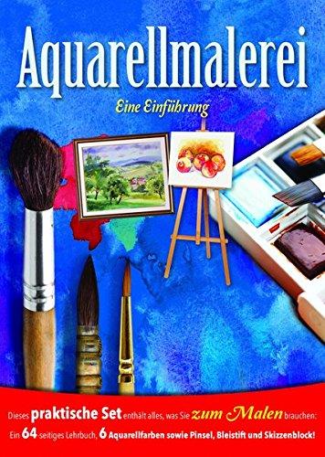 Boxset: Aquarellmalerei: Eine Einführung