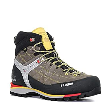 salewa men 39 s rapace gtx mountain boot grey uk10 5