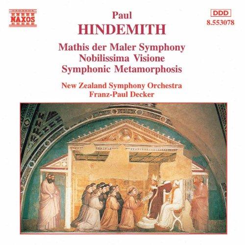 """Symphony, """"Mathis der Maler"""": Versuchung des heiligen Antonius: Sehr langsam, frei im Zeitmass - Sehr lebhaft"""