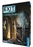 Giochi Uniti- Exit: Il Castello Proibito, Multicolore, GU619