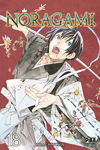 Noragami Edition simple Tome 18