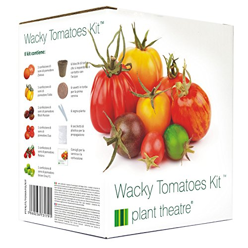 Plant Theatre Kit de Tomates Far...