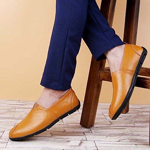 WENJHEN Herren Herren Schwarz Modische Modische WENJHEN WENJHEN Schuhe Schwarz Herren Schuhe Ewn7vxIaq