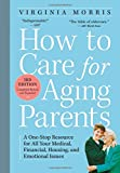 """The bible of eldercare""—ABC World News. ""An indispensable book""—AARP. ""A compassionate guide of encyclopedic proportion""—The Washington Post. And, winner of a Books for a Better Life Award. How to Care for Aging Parents is the best and bests..."