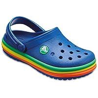 Crocs Unisex Kids' Cb Rainbow Band Clog K