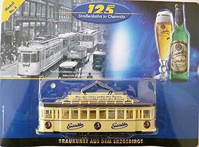 Straßenbahn-Modell - Einsiedler Brauerei Nr. 4 - Hechtwagen anno 1942 von Unbekannt