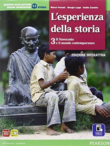 Esperienza della storia. Per le Scuole superiori. Con e-book. Con espansione online: 3