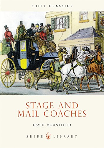 Stage and Mail Coaches (Shire Album S.) por David Mountfield