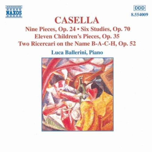6 Studies, Op. 70: VI. Perpetuum Mobile (Toccata) (Ballerina Mobile)