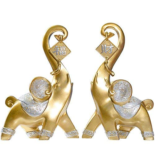 WLM Ornamento Creativo Moderno, Creatividad, Riqueza, Elefantes, Muebles, S, Vino S, Casas...