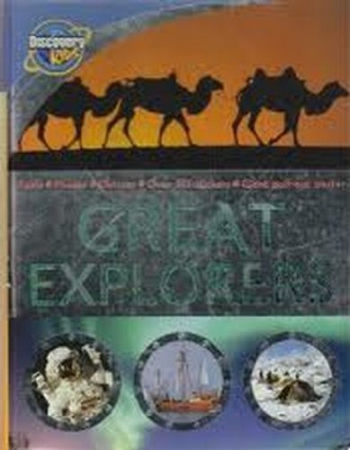 Great Explorers (Discovery Kids)