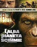 L'alba del pianeta delle scimmie + Il Pianeta delle scimmie(duo pack)