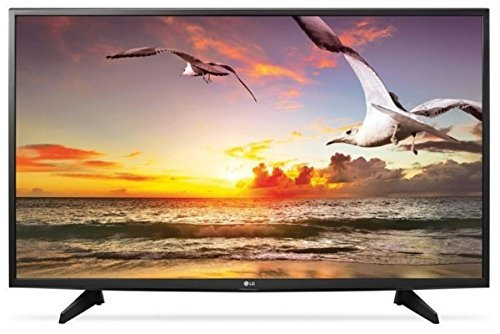 LG 43LH570V Full HD Smart TV Wifi Negro LED TV - Televisor (Full HD, IEEE 802.11b, IEEE 802.11g, IEEE 802.11n, 16:9, 4:3, Zoom, Negro, Direct-LED)