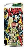X-Men DC Marvel Super-héros Comic Coque Vintage Blanc Cas de Téléphone En...