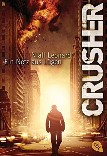 Preisvergleich Produktbild CRUSHER - Ein Netz aus Lügen: Thriller