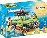 PLAYMOBIL 9154 Freizeit Camp-Geländewagen, Mehrfarbig