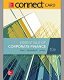 Essentials Corporate Finance Connect 1-semester Access Card