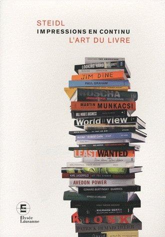 Impressions en continu : L'art du livre par Nathalie Herschdorfer