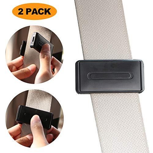 Ajustador de Cinturón de Seguridad para el Coche, Pinza CinturonSeguridad Coche...