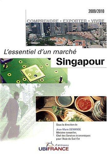 Singapour par Jean-Marie Demange