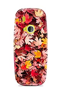 Nokia 3310 Cover, Nokia 3310 Back Cover, Printed Cover by Knotyy