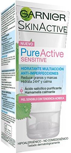 Foto de Garnier PureActive Sensitive Tratamiento Hidratante Anti-Imperfecciones