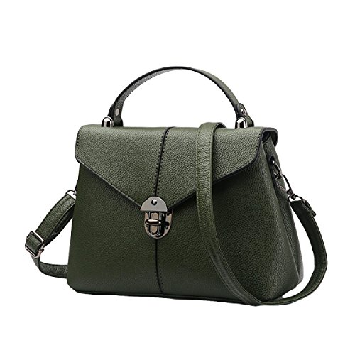 Handtaschen Messenger Bag Handtasche Umhängetasche Handtasche Einfache Und Elegante Atmosphäre Green