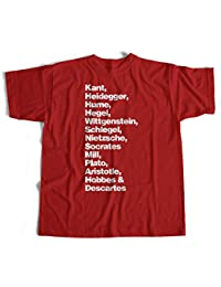 Old Skool Hooligans Inspired by Python T Shirt - Philosopher's Song Names Cult TV Comedy Original