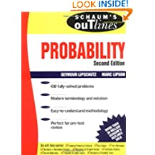 Schaum's Outline of Probability, 2nd Edition (Schaum's Outline Series)