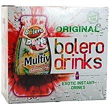 Bolero Instant Getränkepulver Kennenlernpaket - 38 verschiedene Geschmacksrichtungen - je ein Beutel