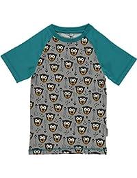 Gr/ö/ßen Maxomorra Baby langarm Shirt Bio Baumwolle Bandit div