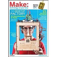 Make: Volume 21