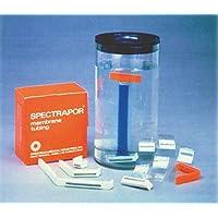 Spectrum 059282Tubo de diálisis Spectra/por 6en celulosa régénérée, anchura plana de 6mm