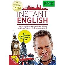 PONS Instant English: Der Sprachkurs, der das Englischlernen revolutioniert!