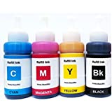 Prints Beautiful Compatible Refill Ink For Epson L100 L110 L130 L200 L210 L220 L230 L350 L355 L365 L380 L385 L565 L1300