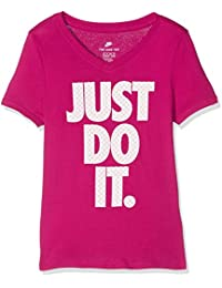 Nike NSW Gym G Tee SS Breathe JDI Girl, T-Shirt
