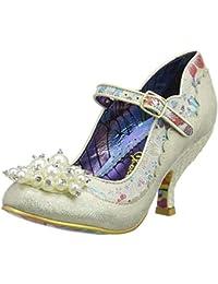 1cf6f2188c1b ... Bridal Shoes · £32.95 Prime. Irregular Choice Women s Shoesbury Mary  Janes